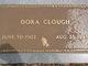 Dora Mae <I>Barbour</I> Clough