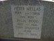 Julia B <I>Rood</I> Mellas