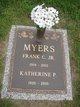 Frank C Myers, Jr