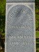 Profile photo:  Adah Aderton