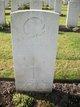 Profile photo: Private Edward Beardwood