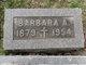 Barbara A <I>Franta</I> Balaun