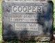 Profile photo:  Edith May Cooper
