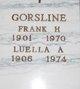 Profile photo:  Frank Helen Gorsline