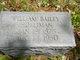 William Bailey Holliman