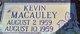 Kevin Macauley