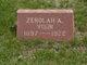 Profile photo:  Zerolah Alverta <I>Stump</I> Visin