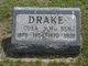 Cora <I>Rowe</I> Drake