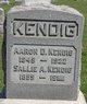Profile photo:  Aaron D Kendig