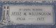 Jesse M Willingham