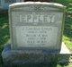 Profile photo:  Alice M Eppley