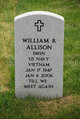 Profile photo:  William Roy Allison