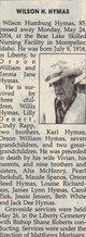 Wilson Humburg Hymas