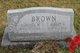 Lorenza M Brown