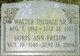 Walter Thodile Sr.