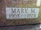Mary Margaret <I>Steele</I> Judd