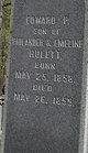 Edward P Hulett