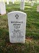 Profile photo:  Reginald Henry Cole