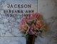 Barbara Ann <I>Judd</I> Jackson