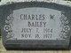 Profile photo:  Charles W Bailey