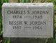 Profile photo:  Bessie W. Jordan