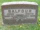 Profile photo:  Edith <I>Lester</I> Balfour