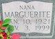 Profile photo:  Marguerite <I>Taylor</I> Bridges