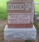 Abraham Stager
