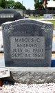 Marcus Clarence Bearden