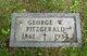 George W Fitzgerald