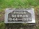 Rhoda Newman