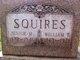 "Martha Jane ""Jennie"" <I>Mason</I> Squires"