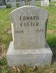 Edward Cutter