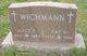 Profile photo:  Alice F. <I>Johnson</I> Wichmann