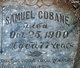 Samuel Cobane