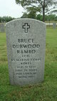 Profile photo:  Bruce Durwood Rambo