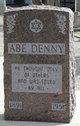 Profile photo:  Abe Denny