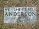 Profile photo:  William Curtis Anderson