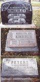 Clara Agnes <I>Brigden</I> Kimberley