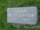 Nettie <I>Stucker</I> Alder