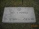 Inez E. <I>Warnstaff</I> Powell
