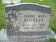 Sheryl Ann Bennett