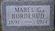 Mabel Geneva Borderud
