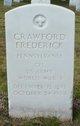 Profile photo:  Crawford Frederick