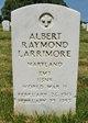Profile photo:  Albert Raymond Larrimore
