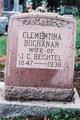 Profile photo:  Clementina <I>Cunningham</I> Bechtel