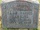 Elsie <I>Harris</I> Hawkins