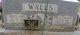 Nancy Jane <I>Anson</I> Walls