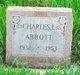 Profile photo:  Charles L Abbott