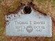 Profile photo:  Thomas T. Davies